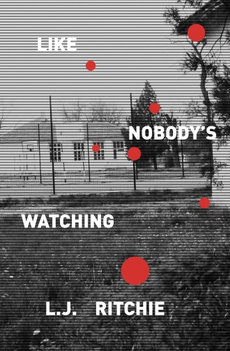 Like Nobody's Watching front cover